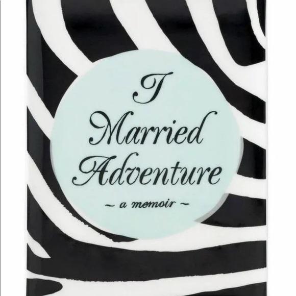 kate spade Other - NWT Kate Spade Lenox I Married Adventure Dish